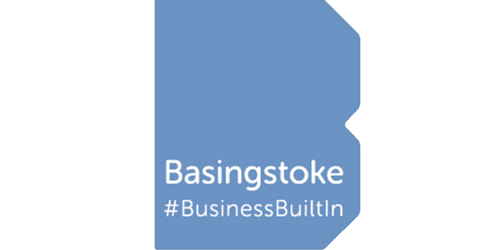 Basingstoke Built-in Logo
