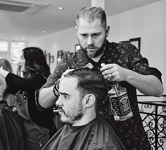 Mike Taylor Barbering College launches at BCoT
