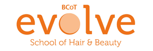 Evolve Salon logo