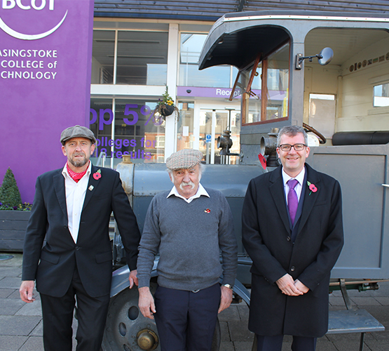 BCoT remembers its roots to commemorate WW1 centenary.jpg
