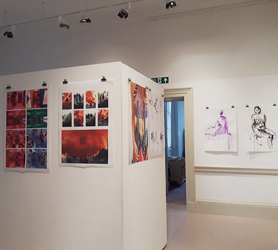 Last chance to see student art exhibition