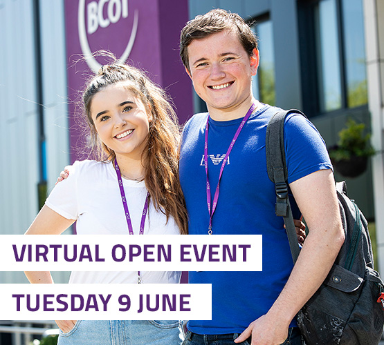 Virtual Open Event - Tuesday 9 June
