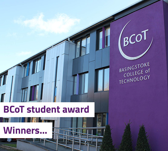 BCoT student awards