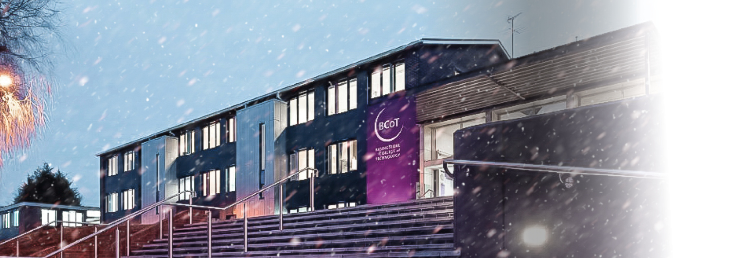 BCoT in the snow