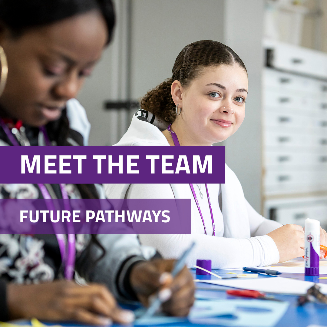 Meet the team: Future Pathways